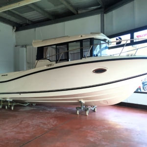Quicksilver 755 Captur Pilothouse